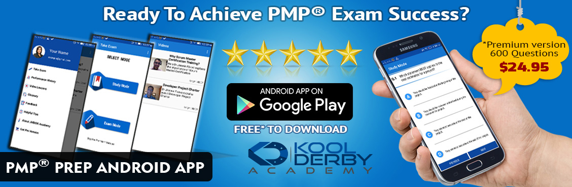 PMP Android App